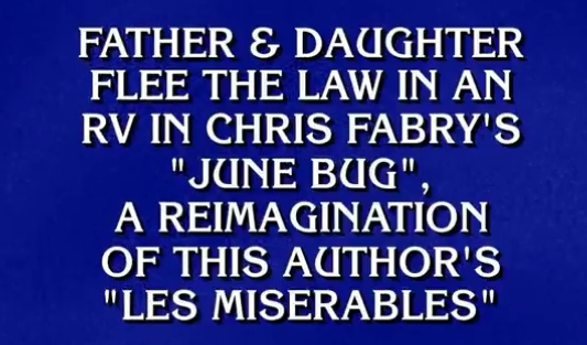 June Bug on Jeopardy!